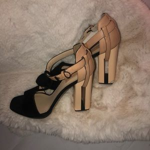 Brand New Reed Krakoff Strap Shoes